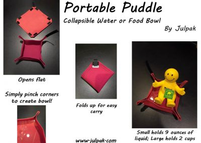 Portable Puddle