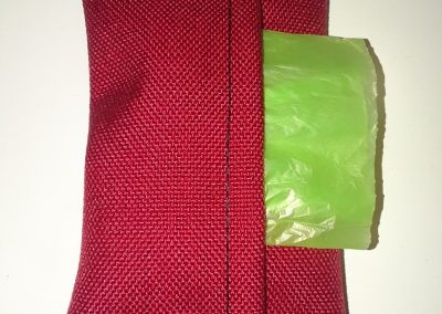 red poo pouch 2